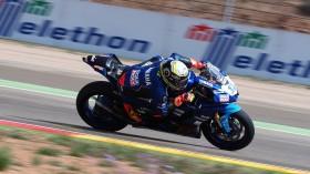 Sandro Cortese, Kallio Racing, Aragon FP2