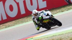 Michael Canducci, Team GoEleven Kawasaki, Aragon FP2