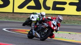 Jaime van Sikkelerus, GEMAR Team Lorini, Aragon FP2