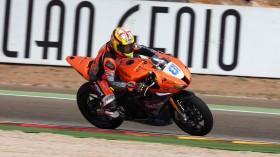 Luke Stapleford, Profile Racing, Aragon FP2