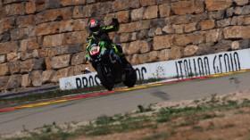 Yonny Hernandez, Team Pedercini Racing, Aragon FP3