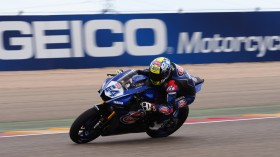 Federico Caricasulo, GRT Yamaha Official WorldSSP Team, Aragon FP2