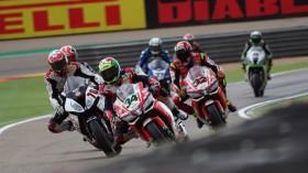WorldSBK, MotorLand Aragon FP3