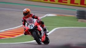 Michael Ruben Rinaldi, Aruba.it Racing-Junior Team, Aragon FP3
