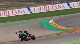 Jonathan Rea, Kawasaki Racing WorldSBK, Aragon FP3