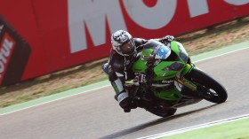 Sheridan Morais, Kawasaki Puccetti Racing, Aragon SP2