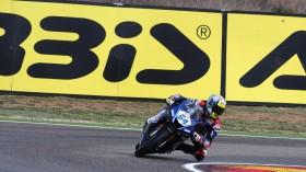 Federico Caricasulo, GRT Yamaha Official WorldSSP Team, Aragon SP2