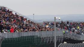 WorldSBK, MotorLand Aragon Grandstand