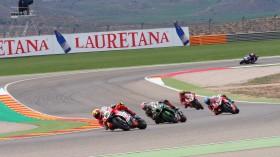Xavi Fores, Barni Racing Team, Jonathan Rea, Kawasaki Racing Team, Aragon RAC1