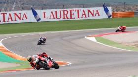 Chaz Davies, Aruba.it Racing – Ducati, Aragon RAC1