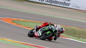 Tom Sykes, Kawasaki Racing Team WorldSBK, Aragon RAC1