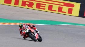 Chaz Davies, Aruba.it Racing - Ducati, Aragon RAC1