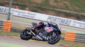 Alex Lowes, Pata Yamaha Official WorldSBK Team, Aragon RAC1