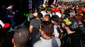 WorldSBK, MotorLand Aragon Autograph Session