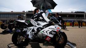 Alessandro Delbianco, GULF ALTHEA BMW Racing Team, Aragon RAC