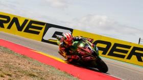 Jonathan Rea, Kawasaki Racing Team WorldSBK, Aragon RAC2