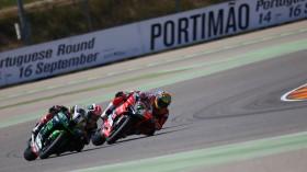 Chaz Davies, Aruba.it Racing - Ducati, Jonathan Rea, Kawasaki Racing Team, Aragon RAC2