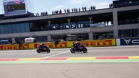 Michael Vd Mark, Alex Lowes, Pata Yamaha Official WorldSBK Team, Aragon RAC2
