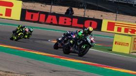 Riccardo Russo, C.M. Racing A.S.D., Aragon RAC