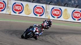 Roberto Tamburini, Berclaz Racing Team SA, Aragon RACE