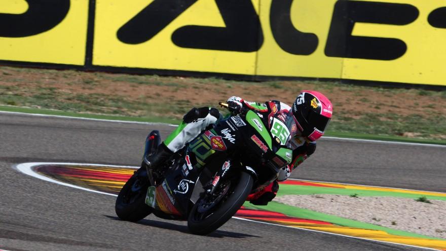 Scott Deroue, Motoport Kawasaki, Aragon RAC