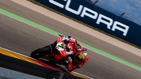 Chaz Davies, Aruba.it Racing – Ducati, Aragon RAC2