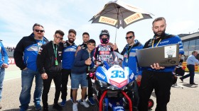 Daniel Valle, BCD Yamaha MS Racing, Aragon RAC
