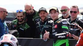 Mika Perez, Kawasaki ParkinGO Team, Aragon RAC