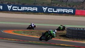Sheridan Morais, Kawasaki Puccetti Racing, Aragon RAC