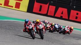 Marco Melandri, Aruba.it Racing – Ducati, Aragon RAC2
