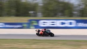PJ Jacobsen, TripleM Honda World Superbike Team, Assen FP3