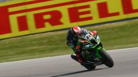 Tom Sykes, Kawasaki Racing Team WorldSBK, Assen FP3