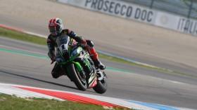 Jonathan Rea, Kawasaki Racing Team WorldSBK, Assen FP3