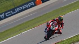 Chaz Davies, Aruba.it Racing - Ducati, Assen FP3