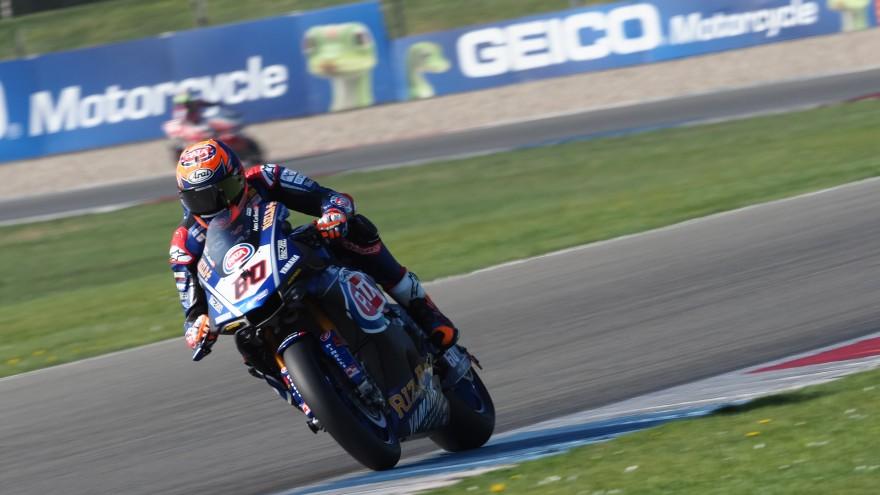 Michael van der Mark, Pata Yamaha Official WorldSBK Team, Assen FP1