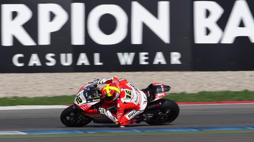 Xavi Fores, BARNI Racing Team, Assen FP1