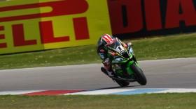 Jonathan Rea, Kawasaki Racing WorldSBK, Assen SP2