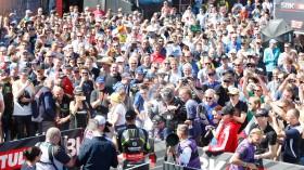 WorldSBK, TT Assen Circuit Parc Ferme