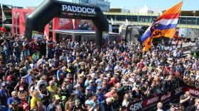 WorldSBK, TT Assen Circuit Paddock