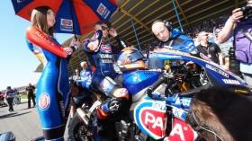 Michael Vd Mark, Pata Yamaha Official WorldSBK Team, Assen RAC1