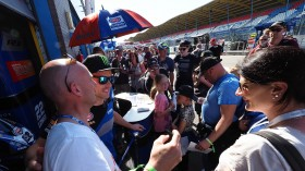 WorldSBK, TT Assen Circuit Autograph Session