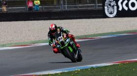 Tom Sykes, Kawasaki Racing Team WorldSBK, Assen RAC1