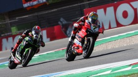 Chaz Davies, Aruba.it Racing – Ducati, Assen RAC1