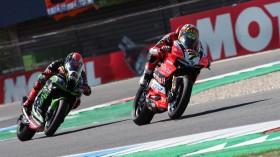 Chaz Davies, Aruba.it Racing – Ducati, Assen RAC1