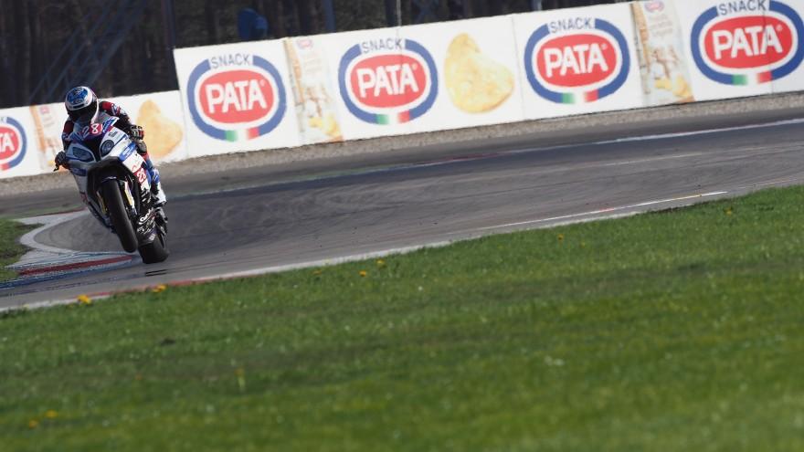Markus Reiterberger, alpha Racing-Van Zon-BMW, Assen RAC