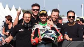 Maximilian Scheib, Aprilia Racing Team, Assen RAC