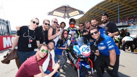 Maria Herrera, BCD Yamaha MS Racing, Assen RAC