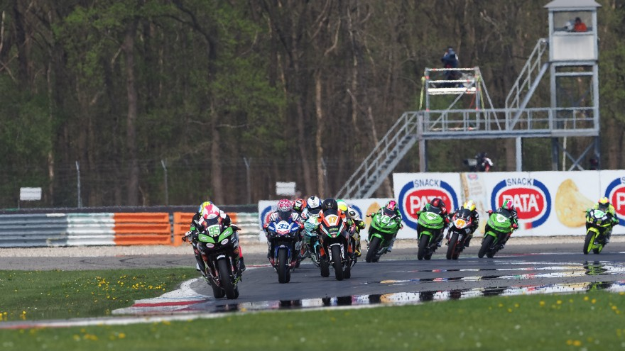 Scott Deroue, Motoport Kawasaki, Assen RAC