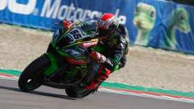 Tom Sykes, Kawasaki Racing Team WorldSBK, Imola FP3