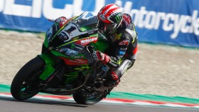 Jonathan Rea, Kawasaki Racing Team WorldSBK, Imola FP3